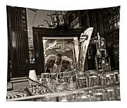 San Gines - Chocolateria - Madrid Tapestry