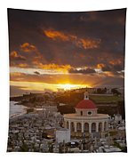 San Juan Sunrise Tapestry