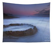 Sand Castle Dream Tapestry