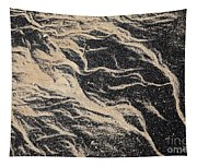 Sand Patterns Tapestry