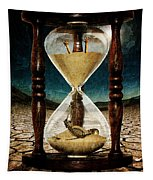 Sands Of Time ... Memento Mori  Tapestry