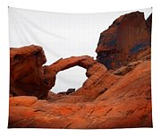Sandstone Arch Valley Of Fire Tapestry