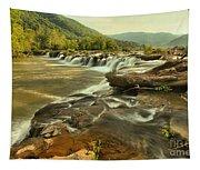 Sandstone Falls Landscape Tapestry
