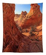 Sandstone Window Tapestry
