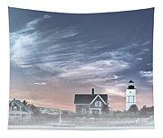 Sandy Neck Lighthouse Tapestry