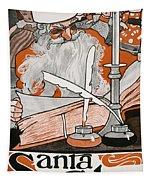 Santa Claus Tapestry