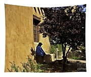 Santa Fe Afternoon - New Mexico Tapestry