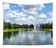 Saratoga Springs Resort Walt Disney World Tapestry