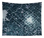 Satellite View Of Fields In Sonora Tapestry