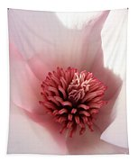 Saucer Magnolia Macro Tapestry