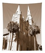 Savannah Sepia - Methodist Church Tapestry