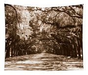 Savannah Sepia - The Old South Tapestry