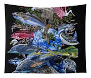 Save Our Seas In008 Tapestry