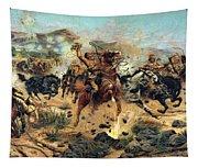 Saving The Guns At Colenso, 1899 Tapestry