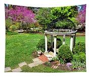 Sayen Garden Spring Tapestry