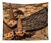 Scarecrow Cupcakes Tapestry