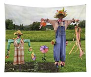 Scarecrows Tapestry