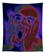 Scared Silly Tapestry