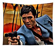 Scarface Tapestry