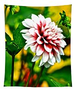 Scenic Bouquet Tapestry