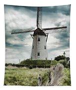 Schellemolen Windmill Tapestry