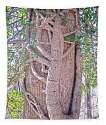 Scorpion Tree Tapestry