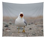 Screaming Seagull Tapestry