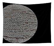 Screen Orb-06 Tapestry