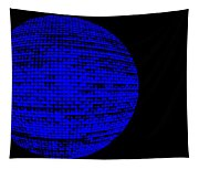 Screen Orb-22 Tapestry