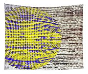 Screen Orb-25 Tapestry