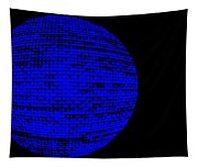 Screen Orb-27 Tapestry