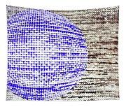 Screen Orb-30 Tapestry