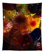 Sea Flowers And Mermaid Gardens Tapestry