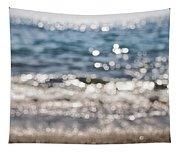 Sea Glitter Tapestry