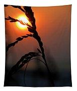 Sea Grass In The Sun Tapestry