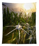 Sea Lily Tapestry