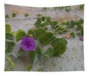 Sea Oat Purple Tapestry