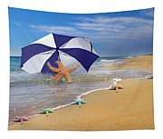 Sea Star Celebration  Tapestry