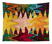 Sea Star Parade Tapestry