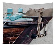 Seagul On A Dow's Bow Tapestry