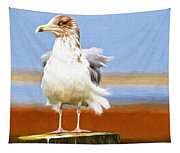 Seagull Colors Tapestry