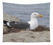 Seagull Nest Tapestry