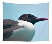 Seagull Portrait Tapestry
