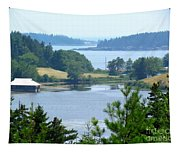 Seal Harbor Maine Tapestry