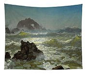 Seal Rock California Tapestry