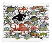 Sealife Dreamland IIi Tapestry