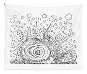 Sealife Smoooch Tapestry