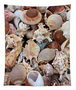 Seashells - Vertical Tapestry
