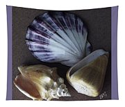 Seashells Spectacular No 30 Tapestry