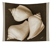 Seashells Spectacular No 4 Tapestry